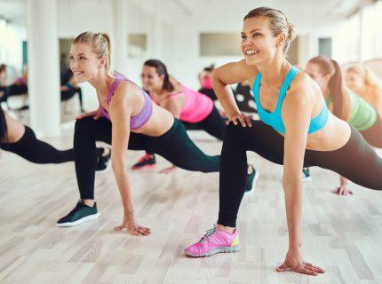 Hong Kong Group Fitness Classes